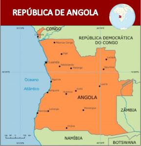 MAPA angola site