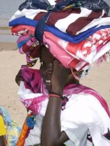 moça de Luanda