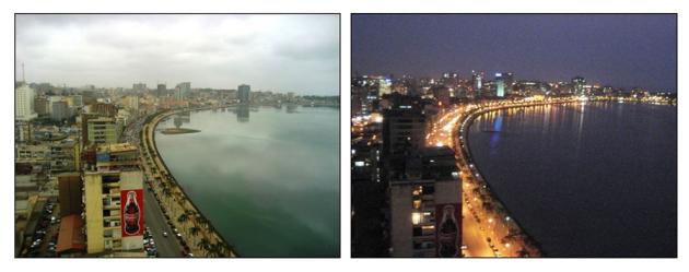 panorama Luanda
