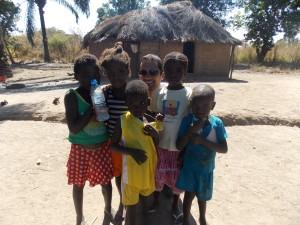 aldeia no Município de Kangandala 2